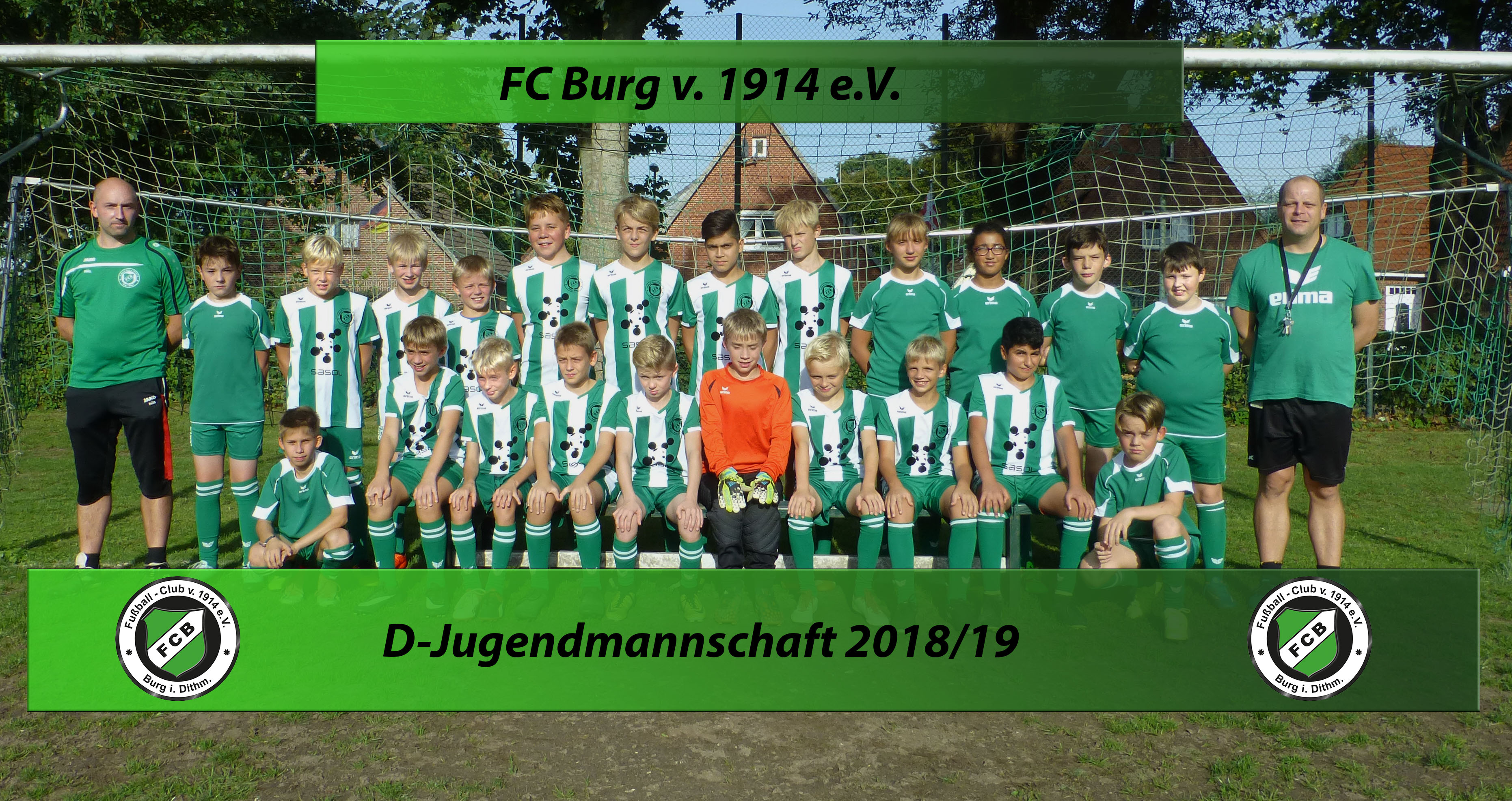 Unsere D-Jugend
